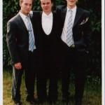 Bild: Mattias Hult, Joakim Nömell och Christoffer Dunström