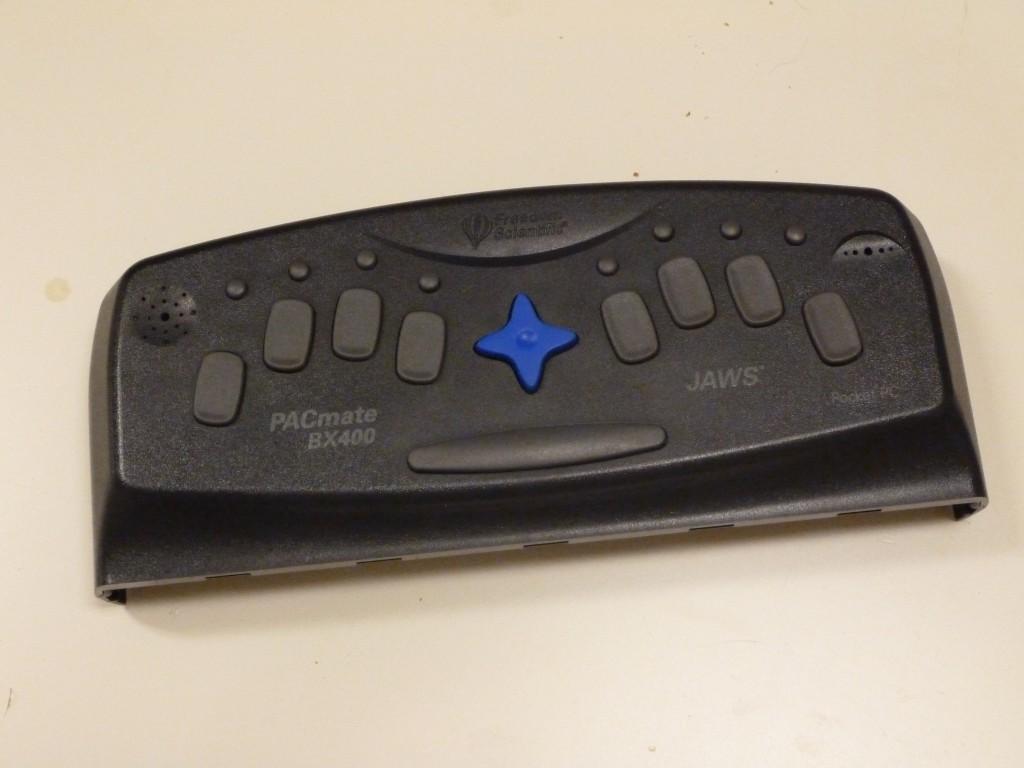 PacMate BX400