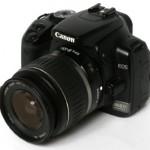 Bild: Canon EOS 400D digital systemkamera