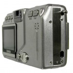 Konica Digital Revio KD-400Z från sidan