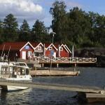 Bild: Grinda gästhamn