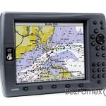 Bild: Garmin GPS plotter
