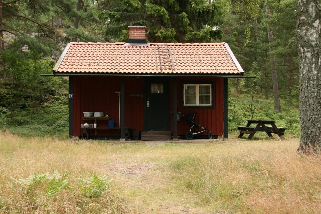 Bild: Stuga på Rånö