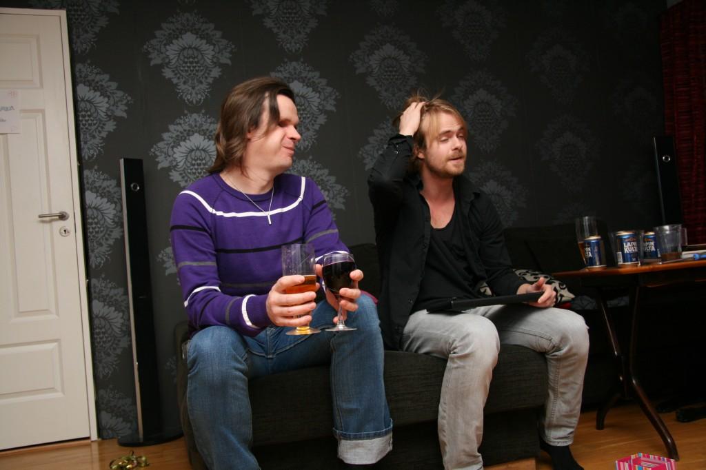Bild: Joakim Nömell. och Jonas Nömell