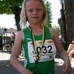 Bild: Emilia Nömell mini marathon