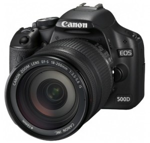 Canon EOS500D_w-18-200mm-lens