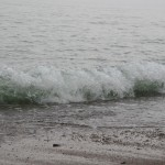 Bild: Vågor på Gotska Sandön