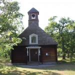 Bild: Kapellet på Gotska Sandön