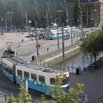 Bild: Spårvagn i Göteborg