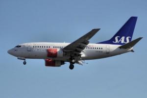 SAS Boeing 737-600