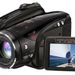 Canon Legria HV40 digital videokamera