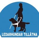 Ledarhundsdekal