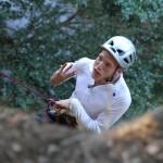 bild: Pax Axensköld klättrar Mot Alla Odds 2013