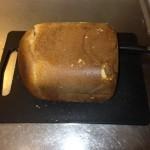 Bild: Bröd från bakmaskin