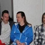Bild: Mattias Hult, Joakim Nömell och Björn Lööw
