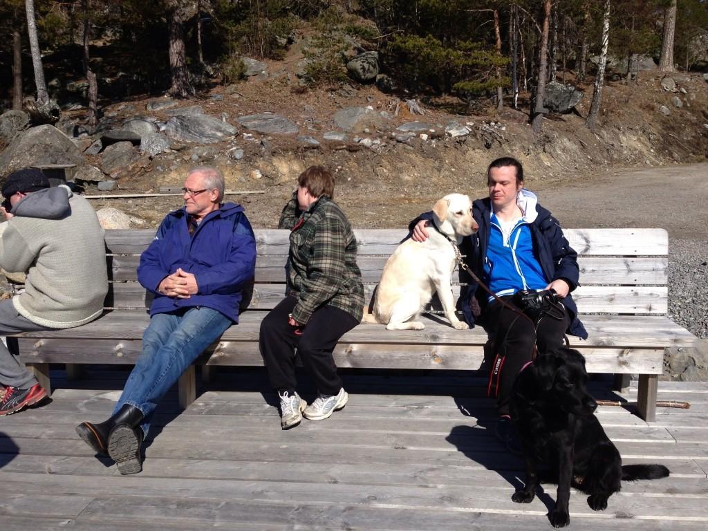 Bild: Lennart Dunström, Camilla Dunström och Joakim Nömell