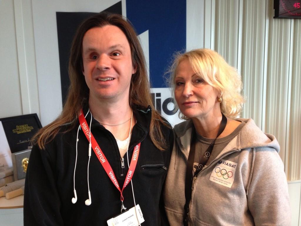Bild: Joakim Nömell och Eva Rusz