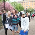 Bild: Maria Nömell, Joakim Nömell och Jesper Nömell