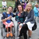 Bild: Arkan Palani, Joakim Nömell och Maria Nömell