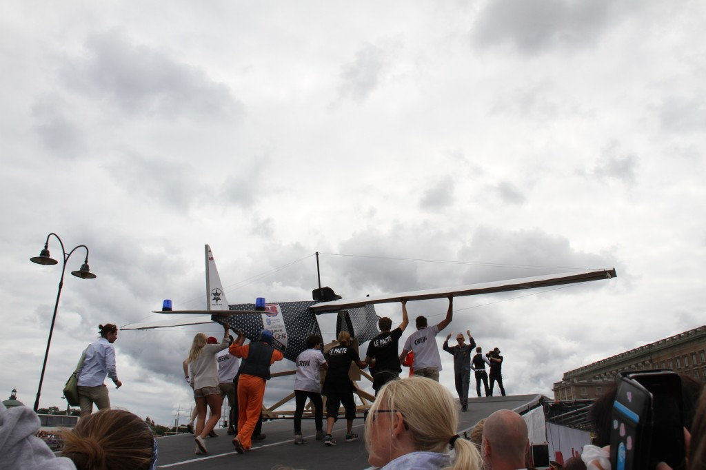 Bild: från Red Bull Flugtag 2013