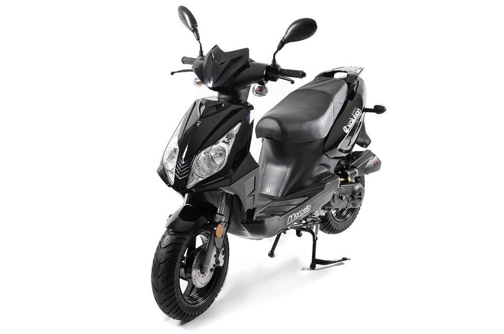 Bild: Moped Marcello Evolution