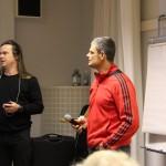 Bild: Joakim Nömell & Rickard Forshäll från Mot Alla Odds 2013