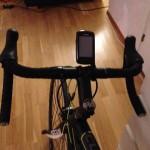 Bild: Cykel Focus Culebro närbild ram