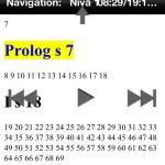 Bild: Skärmdump från appen Legimus