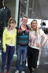 Bild: Nina Lundberg, Joakim Nömell, Sonia Elvstål från Mot Alla Odds 2013