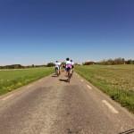 Bild: Cyklister från SMACK-rundan 2014
