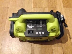 Bild: Ryobi R18I-0 minikompressor
