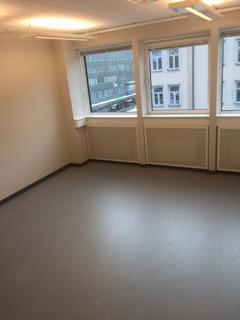 Bild: Mitt nya tomma kontor, bild 1