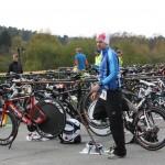 Bild: Cykeluppställning