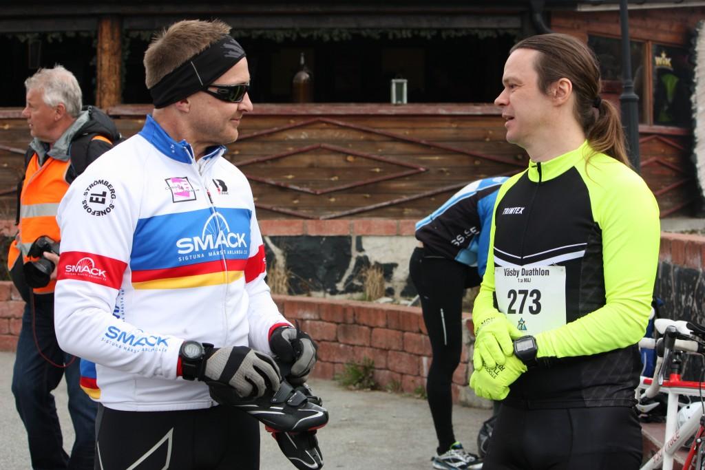 Joakim Nömell & Jan Jensen taktiksnack