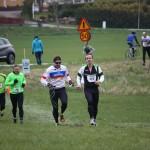 Bild: Löpning i en backe