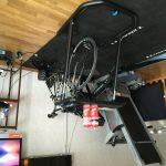 Bild: Översiktsbild över träningsplats för cykel