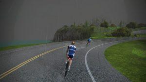 Bild: Cykelbild från Zwift