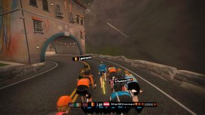 Bild: Zwift ´race