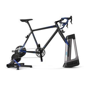 Bild: Wahoo Kickr Climb med monterad cykel