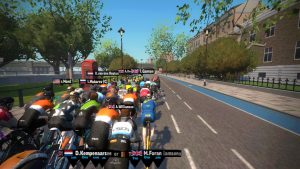 Bild: Zwift Group workout