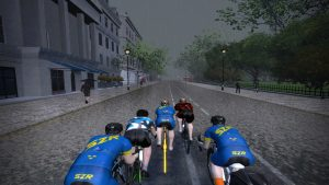 Bild: Zwift SZR Race